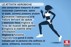 ...e ancora sui benefici dell'attività aerobica....  #eserciziofisico #attivitàaerobica
