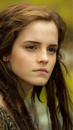 Emma Watson - Noah I watched the movie and she was so beautiful
