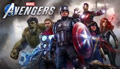 'Marvel's Avengers' is Now Available for Play on Playstation, Xbox and More Lego Marvel, Ms Marvel, Iron Man Marvel, Hulk Marvel, Marvel News, Marvel Heroes, The Avengers, Marvel Avengers Games, Avengers Movies