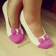 Crochet  mary jane slippers-adult size-womens slippers-wedding gift