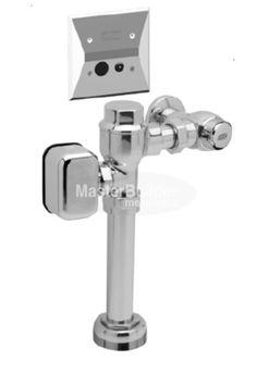 Zurn ZEMS6200-HET 1.28 GPF Sensor Operated Hardwired Flush Valve for Water Closets