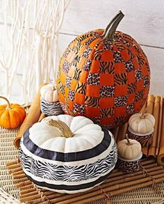 Creative Ways to Decorate Your Halloween Pumpkins | Just Imagine - Daily Dose of Creativity