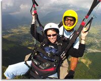 Tandem paragliding off the mountain at Alanya for adrenalin junkies only -choose Malibu Invest Real Estate for the first day of the rest of your lives! Paragliding, Real Estate Investing, Tandem, Villas, Turkey, Rest, Mountain, Holiday, Life