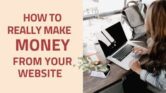 In this video I share how to make money from your website or blog and how to monetize your website. Discover 5 website ideas you can use to make money from your website.how to monetize website, website ideas to make money,how to monetize a website,how do websites make money,how to earn money from website visits,make money from website ideas,website ideas to make money,how to make money from your website traffic,how do websites make money from traffic,how websites make money by traffic.