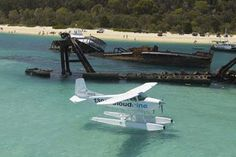 Seaplane Holiday On South Stradbroke Island, South Stradbroke Island, Gold Coast QLD