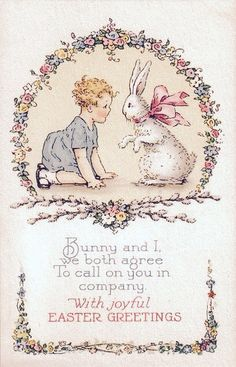 ༺Easter For Children༺