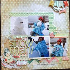 『snow man!』