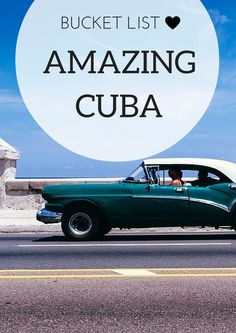Cuba's unique history has left it somewhat paralyzed in time making this island unique in the world. Here are some tips if you want to travel to Cuba.