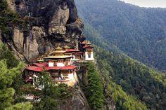 Temple in Bhutan.