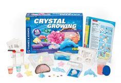 Brinquedo Thames & Kosmos Crystal Growing #Brinquedo #Thames & Kosmos