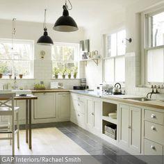 landhausküche weiß - Google-Suche | My dream kitchen | Pinterest | {Landhausküche weiß 75}