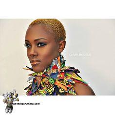 All Things Ankara: Editorials: Marci Rodgers x Oray Photography ~African fashion, Ankara, kitenge, African women dresses, African prints, African men's fashion, Nigerian style, Ghanaian fashion ~DKK