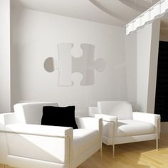 Puzzle decor on pinterest puzzles puzzle pieces and for Arch decoration crossword clue
