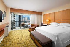 Sheraton Waikiki Hotel - mountain view king