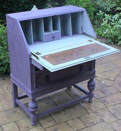 Shabby Chic Homes 1920s Furniture, Furniture Fix, Shabby Chic Furniture, Furniture Projects, Painted Furniture, Restoring Furniture, Painted Dressers, Chalk Paint Dresser, Annie Sloan Chalk Paint