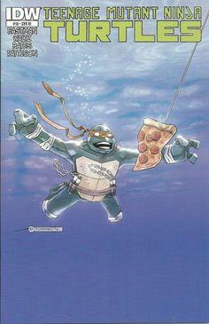 IDW Teenage Mutant Ninja Turtles