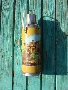 antique Chinese thermos / Vintage Chinese от OldMoscowVintage