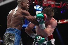 "Floyd Mayweather is ""THE ONE."" The P4P champ puts on a clinic against Canelo Alvarez (PHOTOS) - The Pugilist Report™"