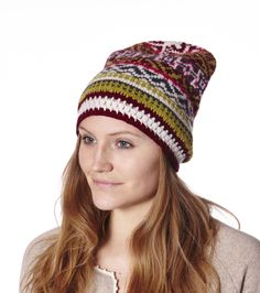 Wear To Buy - Odd Molly Sameway Beanie Chalk  Shop Today and receive 10% off your total purchase!   www.weartobuy.net