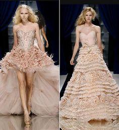 GiddyBloom: Fantasy Dresses: Zuhair Murad