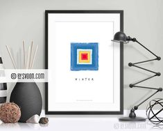 Do It Yourself Furniture, Spring Colors, Winter Colors, Frame It, Wall Colors, Contemporary Art, Gifts For Her, Digital Art, Wall Decor