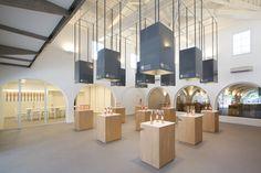 Maitres Vignerons – Saint Tropez / Vincent Coste Architecture | AA13 – blog – Inspiration – Design – Architecture – Photographie – Art