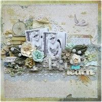 A Project by ErinBlegen from our Scrapbooking Gallery originally submitted 05/22/12 at 07:12 AM