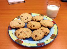 Cookies and Milk - simple pleasures are the best!!