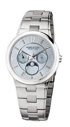 Men's Wrist Watches - Kenneth Cole Mens KC3644 Reaction Watch * Visit the image link more details.