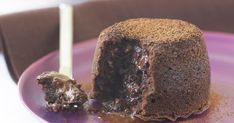Finding a dark chocolate ball inside these delicious chocolate puddings is just about the best surprise there is - don't you agree?