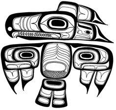 Pacific Northwest native American work