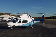 1989 Agusta A109A II for sale by Avpro Inc. | Details @