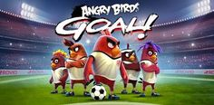 Angry Birds Football APK Mod for Android Download