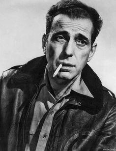 "Humphrey Bogart, en ""Secuestro"", 1949"