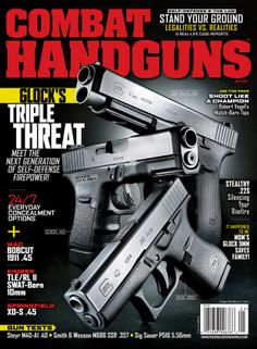 COMBAT HANDGUNS MAY 2014 issue hits newsstands/iTunes/Google+ for Android Jan. 28th