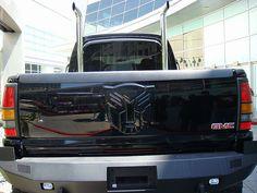 ironhide truck | Transformers movie Ironhide Autobot - 2007 GMC Topkick pickup truck at ...