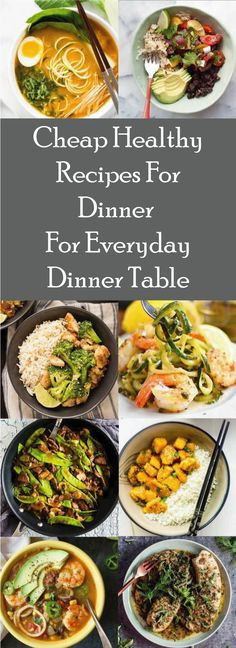Searching cheap healthy recipes for dinner? Here is a amazing and delicious and easy to cook cheap healthy recipes for dinner. Check out now!