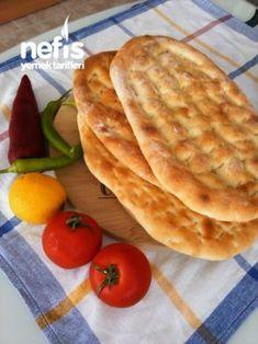 Tırnak Pide (kebapçı Pidesi) Tarifi Pancakes, Breakfast, Ethnic Recipes, Morning Coffee, Pancake, Crepes