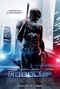 "José Padilha's ""RoboCop"", 2014: Trailer 3 & Art 