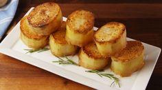 Fondant Potatoes