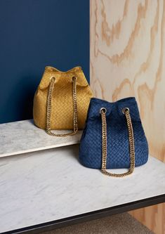 The bag we can't wait to carry once we're going out again. Rich tones, glam chain handle and luxe velvety fabric - what's not to love? One to treat yourself to or the perfect pick-me-up for a friend.