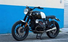 R100 by Cafe Twin, Rome