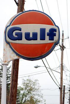 gulf | Gulf Oil Sign – Milford, PA