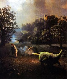 The Nibelungs. There goes another Legend - Michael Sowa
