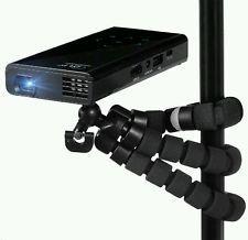 Universal Mini Pocket Portable LED Pico DLP Projector HD 1080P Smart Phones HDMI