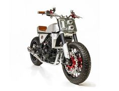 "Kawasaki Ninja 250 ""Street Urban Tracker"" by White Collar Bike"