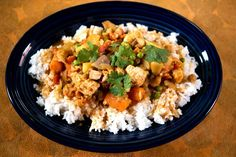 Curried Coconut Chicken - Cool Home Recipes