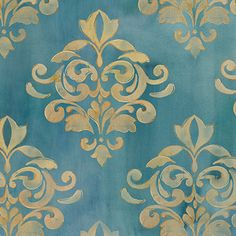 RB10632CC<br>Modern Study Damask III <br>**Licensing/PTP only**