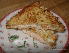 Какую рыбу вы возьмете, совершенно не принципиально, подойдет тунец в собственном соку или в оливковом масле, консервированная семга и даже отварная рыба, главное здесь — прекрасный соус! Табаско м...