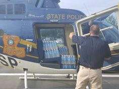 Helicopters to drop supplies to 1,500 stranded motorists on I-12   THV11.com